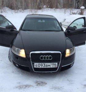 Audi a6 3,2