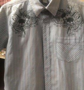 Рубашки мужские.