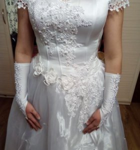 Срочно !! Свадебное платье