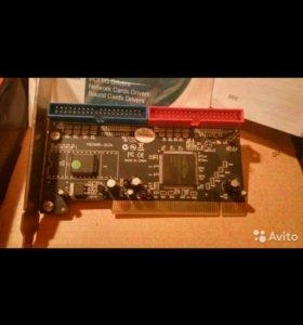 IDE Контроллер StLab A-142 б/у
