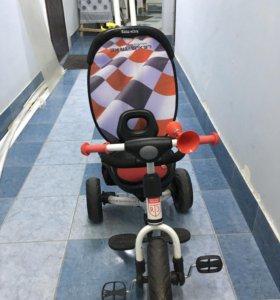 Велосипед трехколёсный Rich Toys
