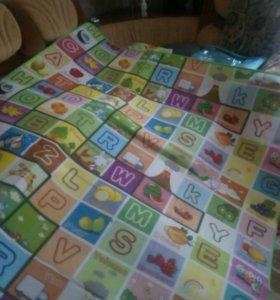 Продам развивающий коврик для ползаний