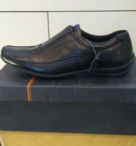 Туфли новые мужские размер 40