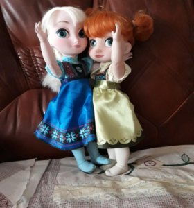 "Куклы "" Холодное сердце """