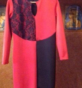Платье новое 48 размера