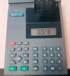 Чекопечатуещее устройство ( ЧПУ ) Меркурий 130