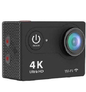 Экшен камера 4К Ultra HD.