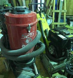 Фрезеровальная машина по бетону VonArx S 30