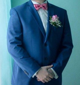 Мужской итальянский костюм