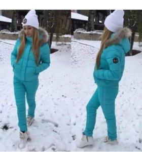 Зимний спортивный костюм НОВЫЙ