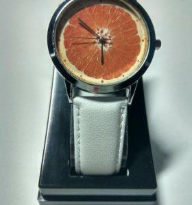 """""""Оранжевое настроение"""" - часы с витамином С."""