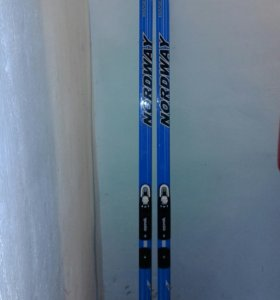 лыжи без ботинок