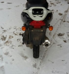 Скутер honling 50cc