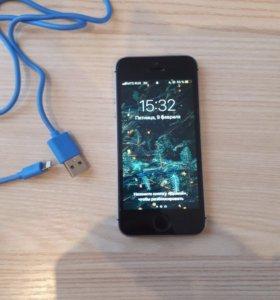 iPhone se 16 gb. Торг уместен,обмен интересует