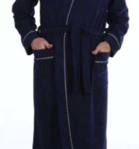 Новый халат. Махра