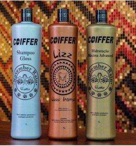 Набор для выпрямления волос Coiffer lizz