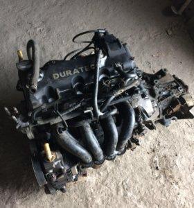 DURATEC Форд Фокус 1