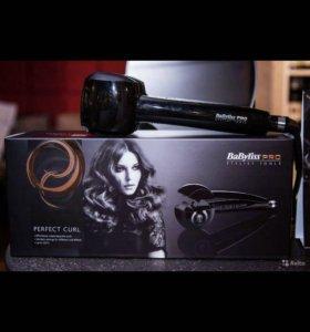 Плойка для волос BaByliss Pro Perfect Curl