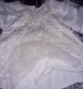 Платье для пренцес