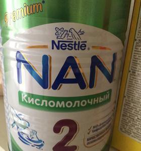 Нан 2 кисломолочный