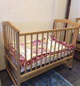 Детская кровать в Отличном состоянии