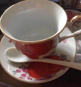 Сервиз на 2 персоны чайный