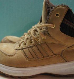 Зимние кроссовки Adidas р.39-40