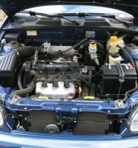 Двигатель Шевроле Ланос 2008 г.