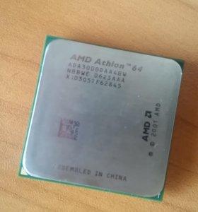 продам б\у процессор amd athlon x64