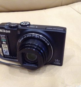 Фотоаппарат Nikon coolpix s8200