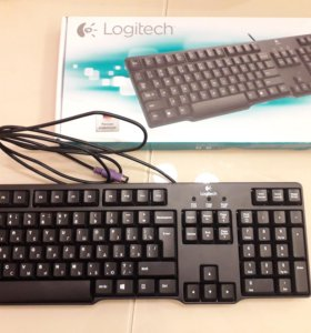 Клавиатура Logitech новая