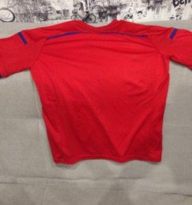 Футбольная майка детская цска Adidas original
