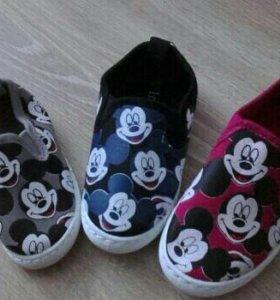 Обувь на малышей