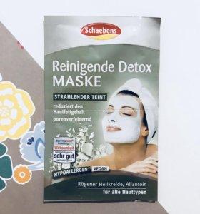 Очищающая маска «Schaebens»