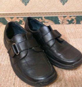 Туфли для мальчика р.р 37