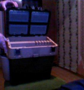 Ящик для рыбалки (шарабан)