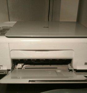 Принтер HP PhotoSmart C3183 c CHПУ