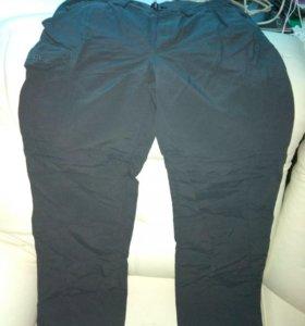 Лёгкие летние брюки-шорты redfox trans-former ii