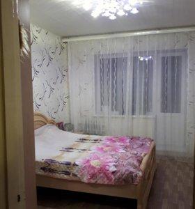 Квартира, 3 комнаты, 65.2 м²