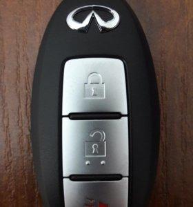Ключ  инфинити 285E31BF7A FX 35 S51