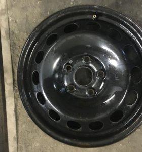 Диски R16 VW Caddi