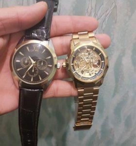 Часы winer и Avon Мужские