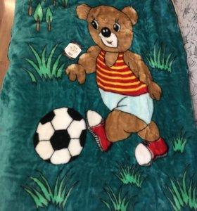 Детские пледы и одеяло