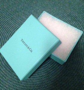 Оригинальная коробочка Tiffany