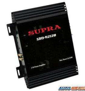 2-канальный усилитель Supra SBD-A2120
