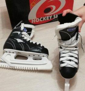 Коньки хоккейные Sturdy 38разм