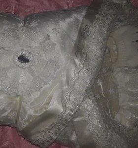 Одеяло на выписку с роддома.