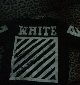 Свитшот off white