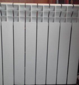батарея алюминевая