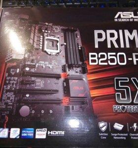 Материнская плата Asus Prime B250-PRO